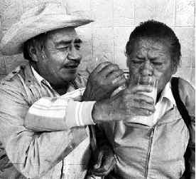 Del borracho y su mujer
